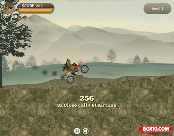 jouer army rider jeux gratuits en ligne avec. Black Bedroom Furniture Sets. Home Design Ideas