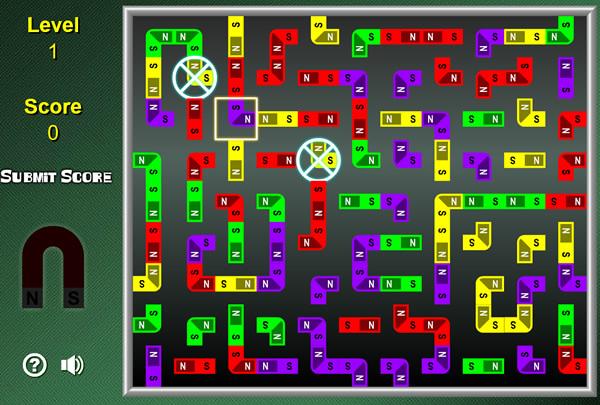 Jouer switch the magnets jeux gratuits en ligne avec - Jeux de reliage ...