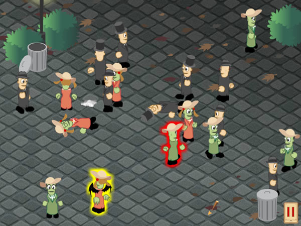 Play Vampire Vision  Game