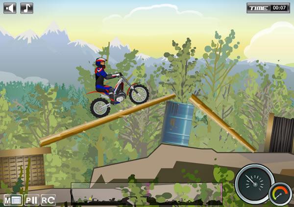 Jouer moto trial fest 2 mountain pack jeux gratuits - Jeu moto gratuit facile ...