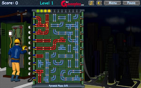 Jouer wiring jeux gratuits en ligne avec - Jeux de reliage ...