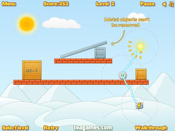 Jouer let it glow 2 jeux gratuits en ligne avec - Jeux de reliage ...