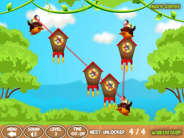 Jouer smart birds jeux gratuits en ligne avec - Jeux de reliage ...