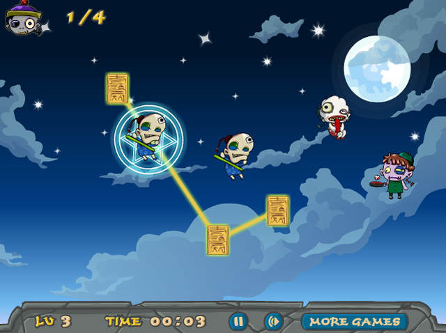 Jouer zombie charm jeux gratuits en ligne avec - Jeux de reliage ...