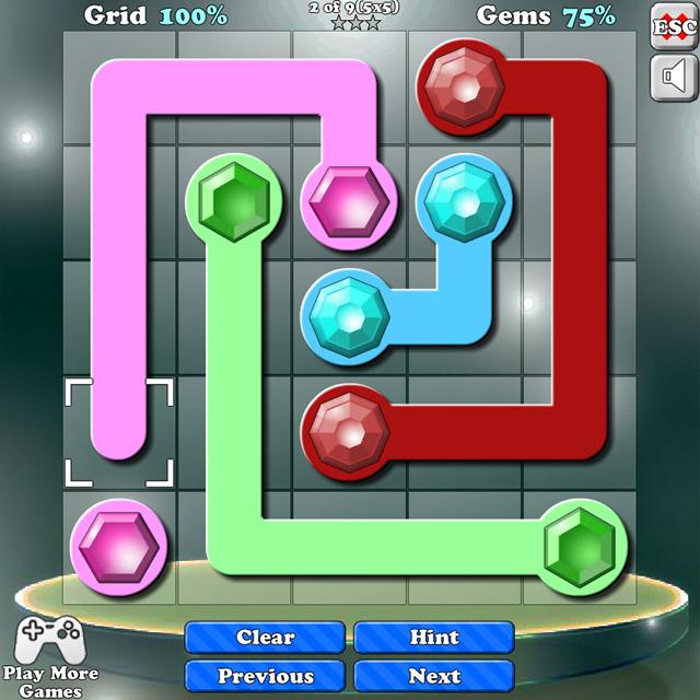 Jouer gemlink jeux gratuits en ligne avec - Jeux de reliage ...
