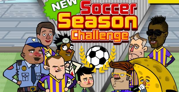 New Season Soccer Challenge