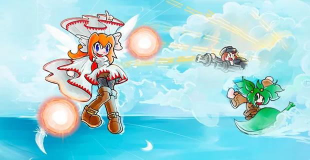 Epic Battle Fantasy 4.4 - Bullet Heaven 2