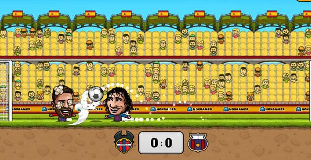 Puppet Football - League Spain