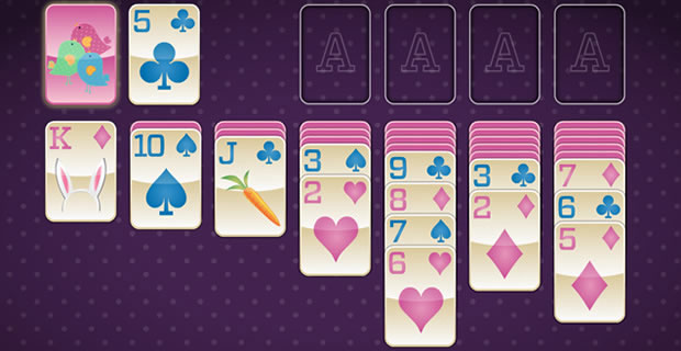 Easter Solitaire
