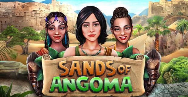 Les sables d'Angoma