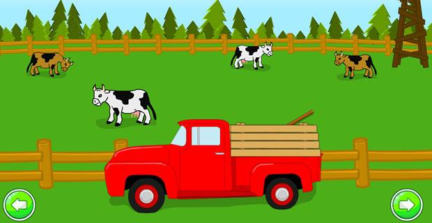 Dairy Farm Escape